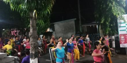 Rejang Renteng Masal HUT Kota Singaraja Ke 415